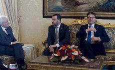 Giorgetti e Salvini si sono bevuti il cervello