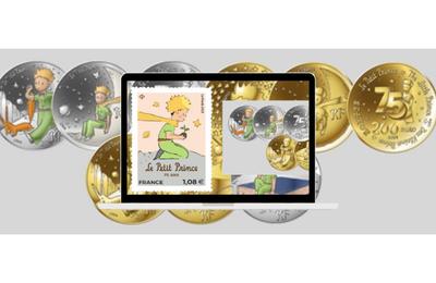 75 ans du Petit Prince : La Poste dévoile le timbre officiel