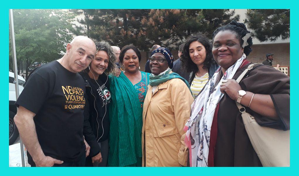 « mon maire dans mon quartier » un projet lancer par AIDH,