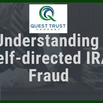 How to Avoid the Risk of Fraud while Opening an IRA