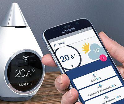 Ween : l'intelligence artificielle au service de la maison