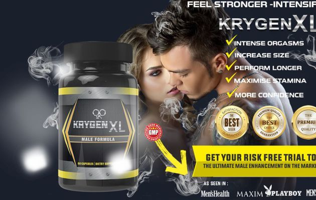 Krygen XL - How To Talk About Male Enhancement Problems