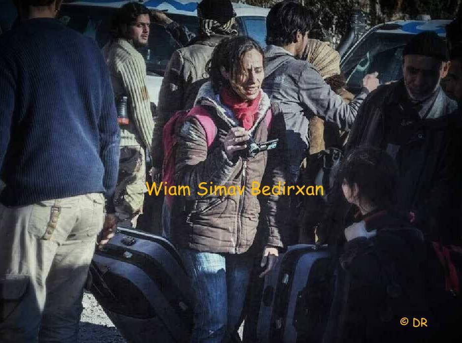 Hommage aux Femmes syriennes en cette journée des Droits des Femmes.