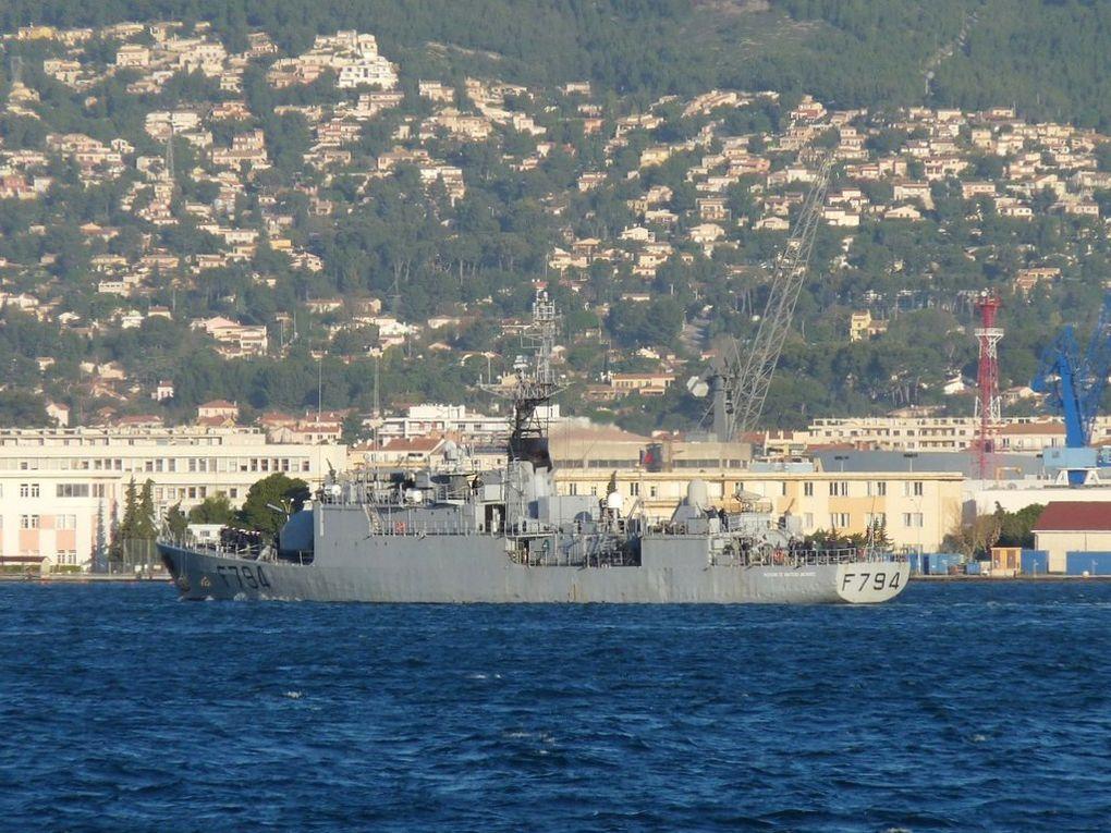 Enseigne de Vaisseau JACOUBET  F794 , Aviso-Patrouilleur de haute mer , Type A69