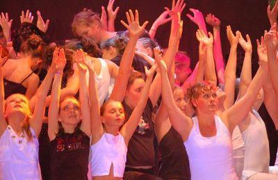 Spectacle de Danse : la première partie