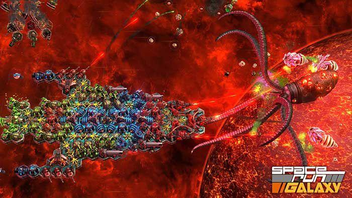 Jeux video: Space Run dispo sur PC dès le 17 juin prochain !