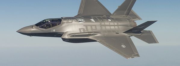 GKN Aerospace signs $66M Contract with Pratt & Whitney for F135 engine components
