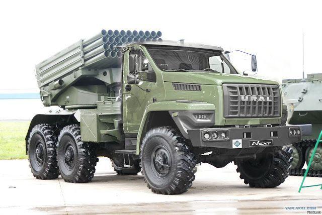 Camions 6x6 URAL Next  (1/43 - par Kamal) 