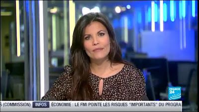 [2012 10 10] ELISABETH ALLAIN - FRANCE 24 - PARIS DIRECT @06H30