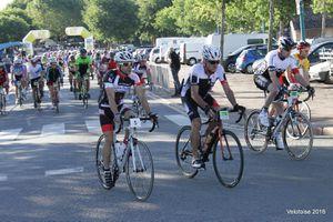 Diaporama sur  la Vélotoise 2016