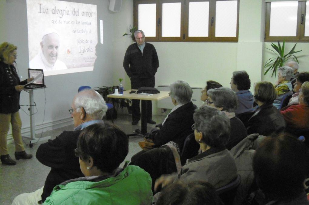 "Conferencia sobre ""AMORIS LAETITIA"""