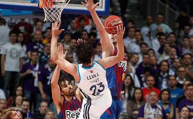 Finales ACB - Episode 1: Barcelone tombe à Madrid