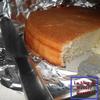 Gâteau à l'orange sans oeuf et sans beurre
