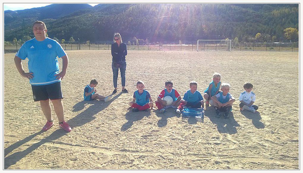 Un bel après-midi de football à Saint-André avec le FC Vallées comme invité vedette