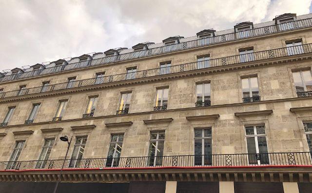 Rue Saint Honoré 1er