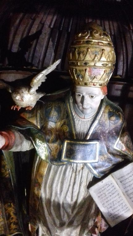 Culminan los trabajos de restauración del retablo