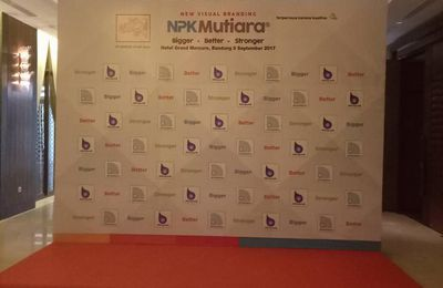 Sewa Backdrop Event, Partisi Pameran, Panel R8