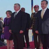 Le président cubain entame une visite officielle au Venezuela - Analyse communiste internationale