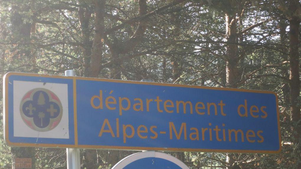 10 septembre étape 15 de Soleihas à Gilette 73 km