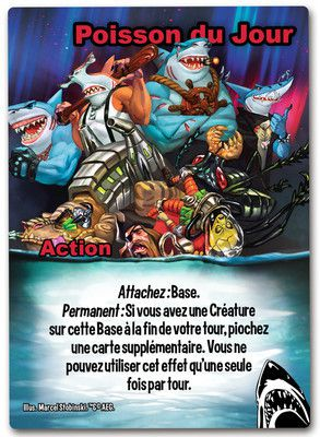 smash up combinaison de faction : requins