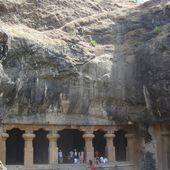 Inde - Les Grottes d'Elephanta - LANKAART
