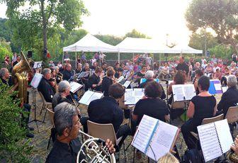 Concert Napoléon du 17 Juillet 2015 à Malijai