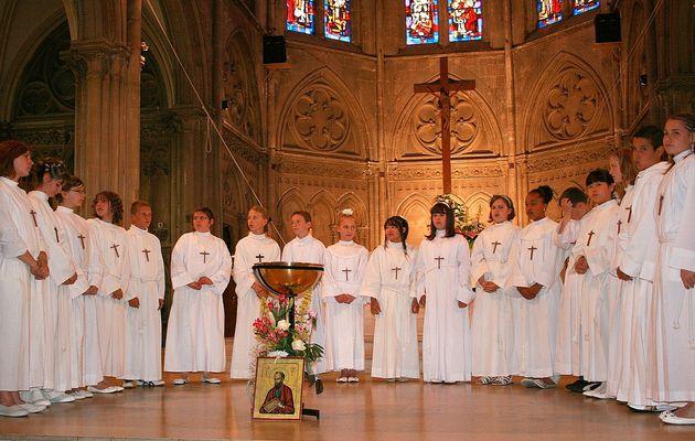 Professions de foi le 6 juin 2009