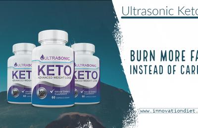 UltraSonic Keto Reviews® {SCAM ALERT} Pills, Shark Tank | Where to buy?