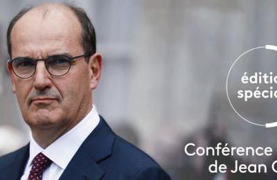 Conférence de presse de Jean Castex du 25 février - Edition spéciale sur France 2