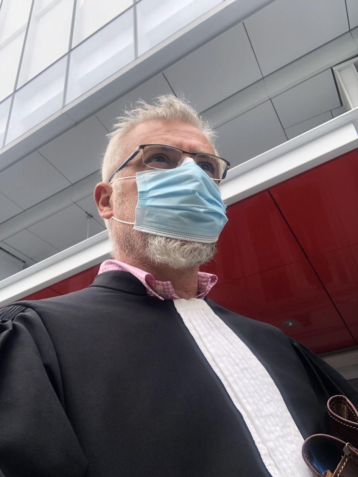 Maître Xavier MORIN, avocat composition pénale, délit routier