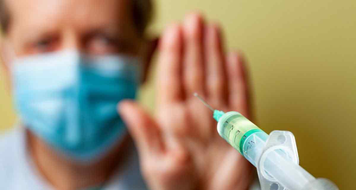 Il serait illégal de rendre obligatoire une substance expérimentale génique ( appelée « vaccin anticovid »)
