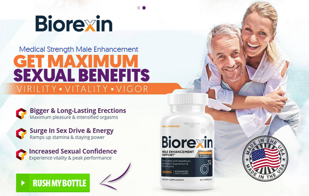 BioRexin Male Enhancement Pills- Does It 100% Risk Free?