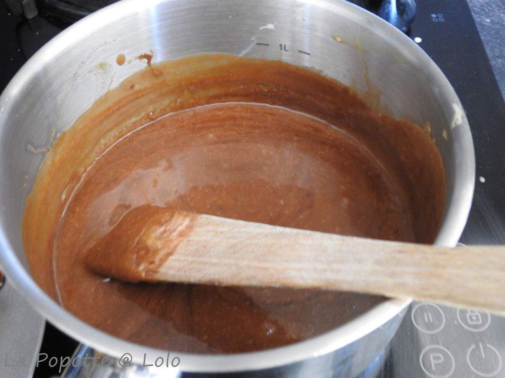 tarte chocolat carambars