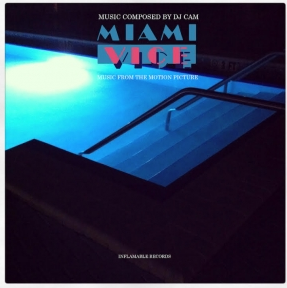 Cover Miami Vice composed by Dj Cam.