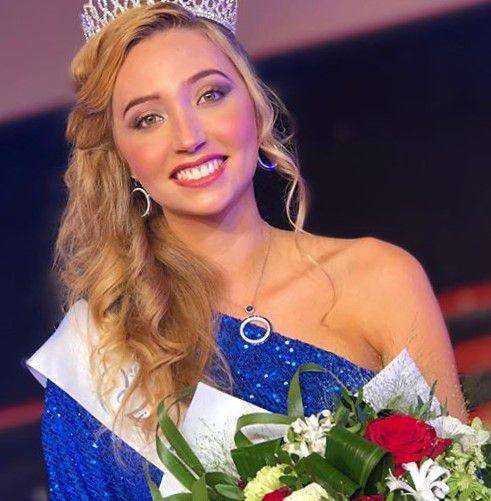 Tara de Mets, élève médecin, élue Miss Picardie 2020