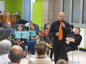 10 juin 2016:Concert de printemps de l'Avenir Musical