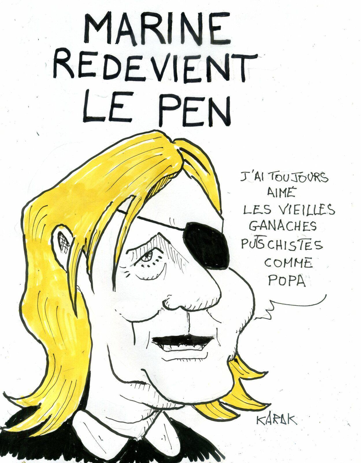 Le Pen: Le retour