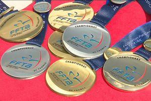 Remise de médailles
