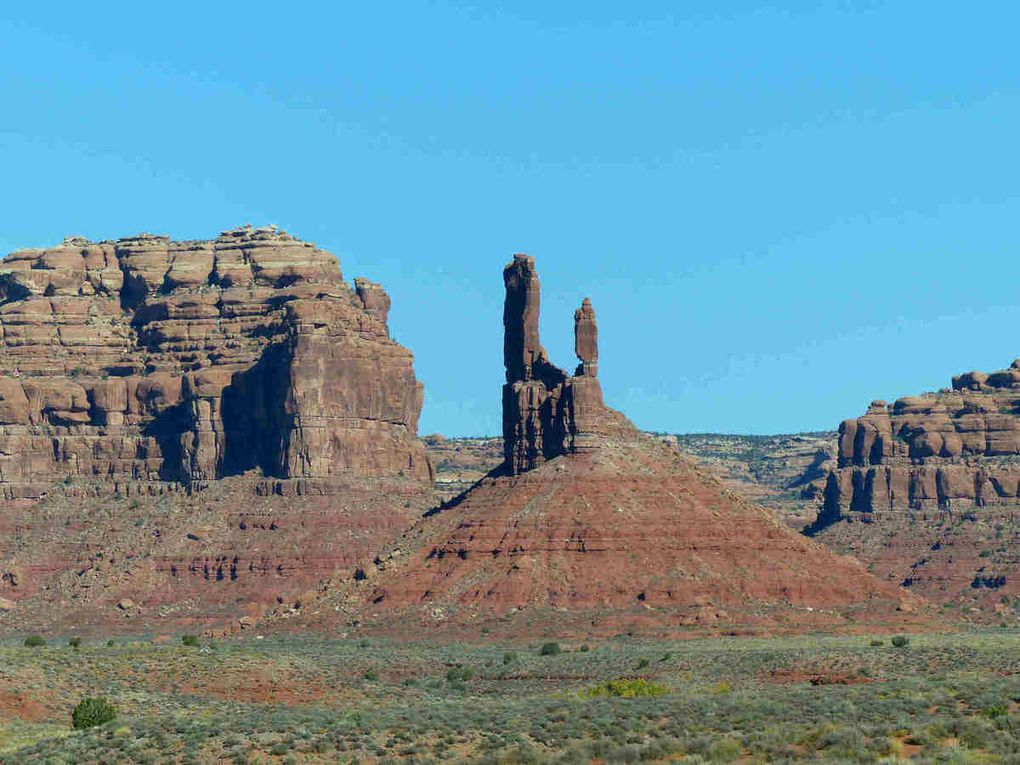 Monticello, Valley of the Gods, Monument Valley, Mesa Verde, Irish Canion