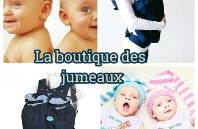 Le porte-bébé jumeaux +concours! 👶 The twin baby carrier+ giveaway 👶