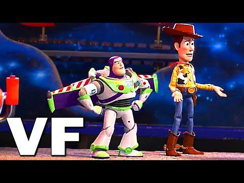 Toy Story 4, le teaser !