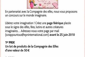 Une page concours.....