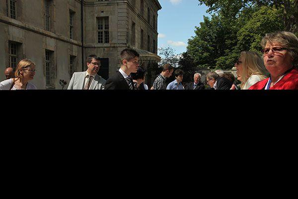 Réception MAF régionale Ile-de-France aux Invalides-2014