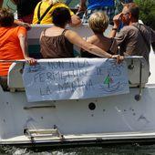 """L'ASAEECC vous donne rendez-vous samedi 27 septembre à 14h00 à la Marina """"Port St Louis"""" pour la 2ème Manifestation Nautique contre le port industriel ! - ASAEECC - Votre vie à Carrières !"""