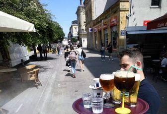 Café linguistique - Juillet