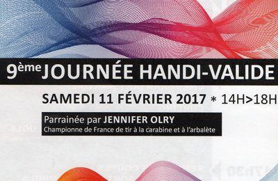 Joinville-le-Pont : Journée Handi-Valide samedi au gymnase Lecuirot.