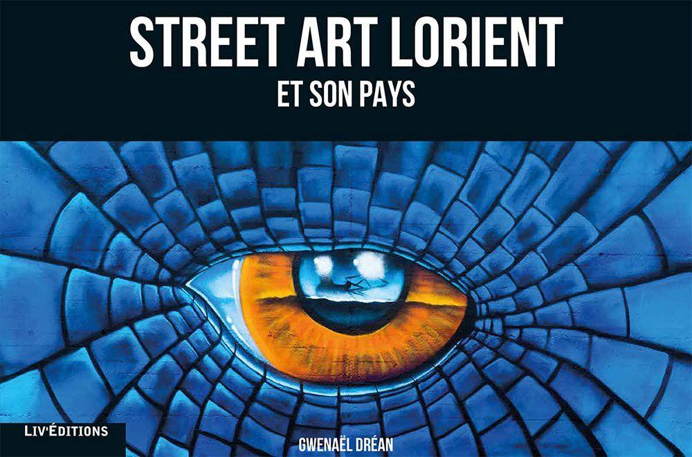 Street art Lorient et son pays - Gwenaël Dréan