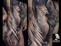 Big Phenix Tattoo