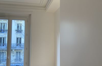 Rénovation appartement  à Paris 12 Octobre 2020