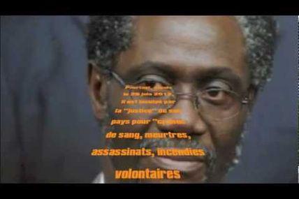 "Free Gilbert-Marie Aké N'Gbo - version ""Fight the power"" - Public Enemy"